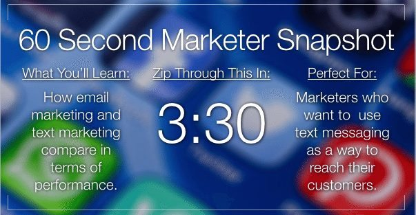 Text vs Email Marketing: Which Method Packs A Bigger Punch?