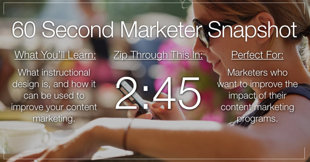 How To Supercharge Your Content Marketing By Using An Instructional