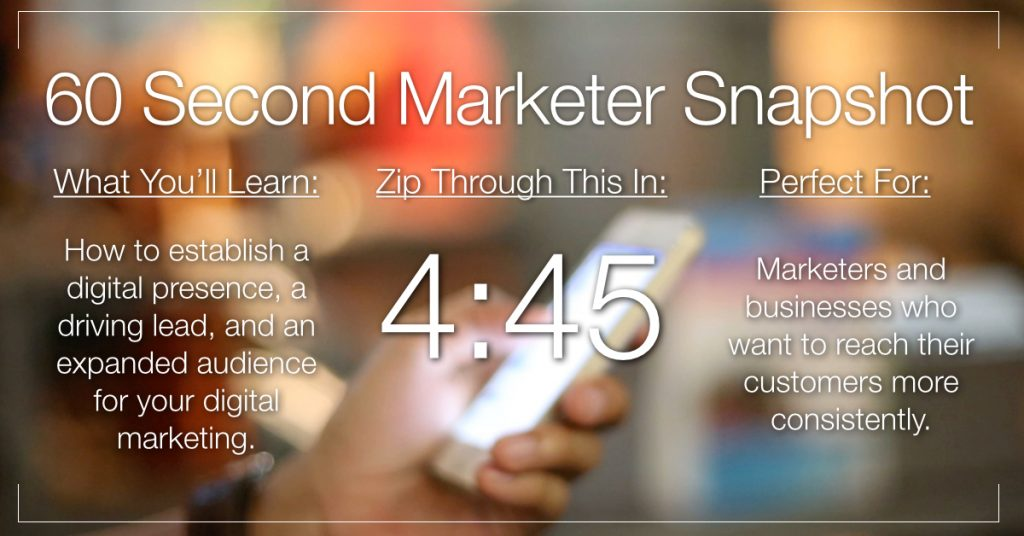 5 Digital Marketing Rules Every Small Business Needs to Know