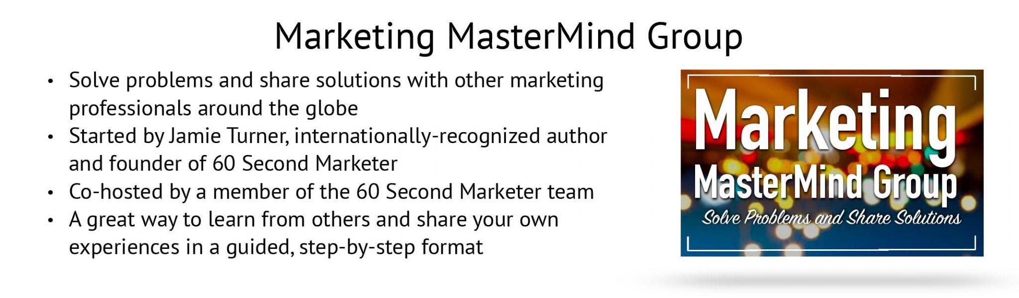Marketing MasterMind