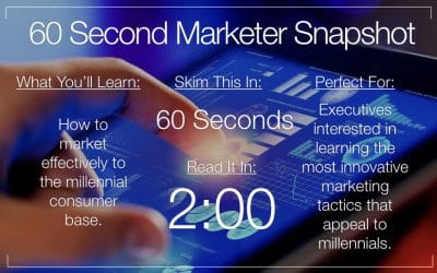 Hit The Mark With Millennial Marketing