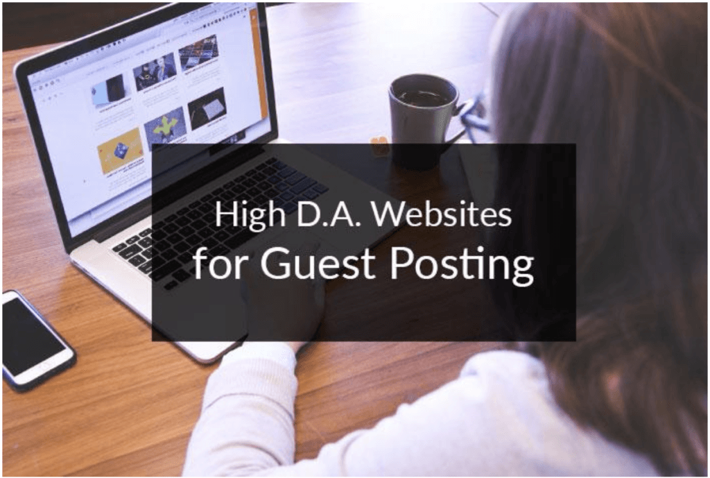 How to Find High DA Websites for Guest Posting | 60 Second Marketer