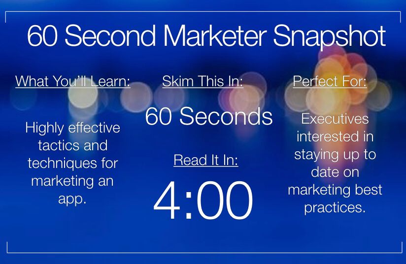 App Marketing Strategies That Can Empower Your Enterprise