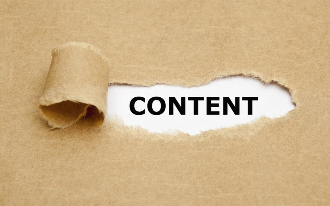 Content Marketing 2020: Words Alone Are Not Enough
