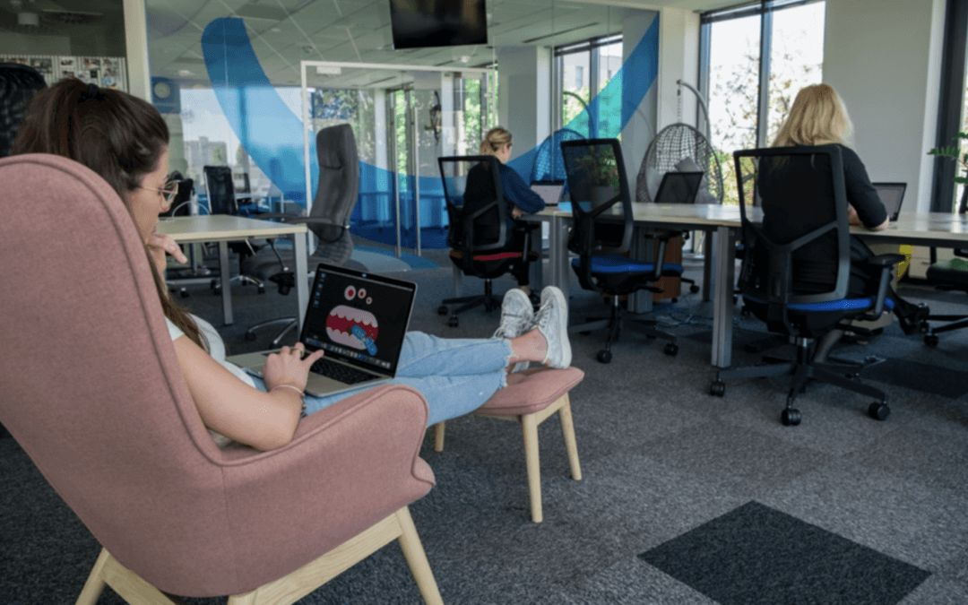 What You Can Learn From The Trendiest Offices In The World